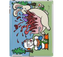 Teddy Bear And Bunny - Pop iPad Case/Skin