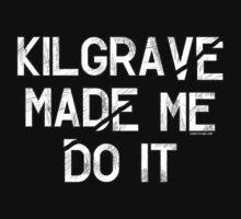 Kilgrave made me do it text Jessica Jones  by dubukat