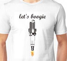 let's boogie Unisex T-Shirt