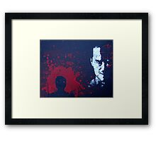 The Criminal Framed Print