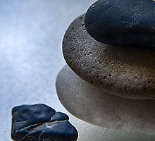 Smooth Stones by PhotoKismet