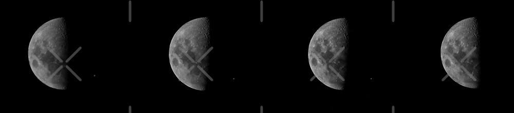 Jupiter Occultation - Feb 18, 2013 by Sandra Chung