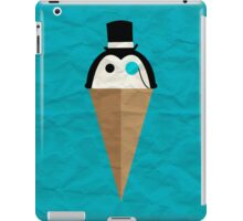 Peppermint Penguin iPad Case/Skin