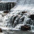 Ausable Falls by Joe Bledsoe