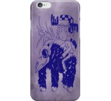 Travelers iPhone Case/Skin