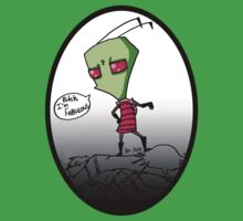 Invader Zim is fabulous by Ravenous-Decay