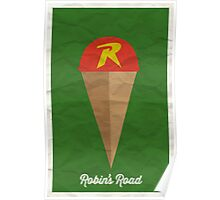 Robin's Road Poster