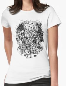 Mother VII Womens Fitted T-Shirt