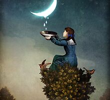 Moondrops by ChristianSchloe