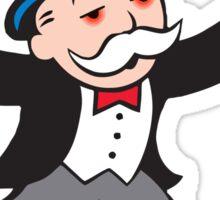 monopoly mr moneydabs 710 Sticker