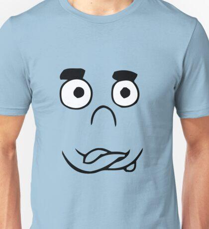 Bubbie's Face (Marvelous Misadventures of Flapjack) Unisex T-Shirt