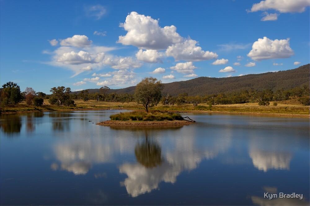 Peaceful Reflection  NSW AUSTRALIA  by Kym Bradley