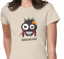 Dead End Chick Womens Fitted T-Shirt