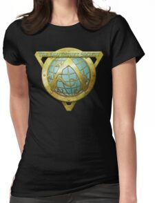 Adventure Society Womens Fitted T-Shirt