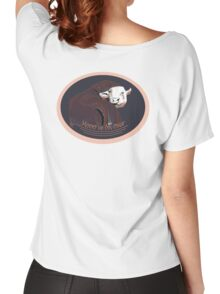 a6-Mooo ve On Over~~~ Women's Relaxed Fit T-Shirt