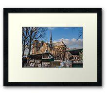 Notre Dame 2 Framed Print