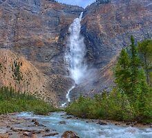 Takakkaw Falls - Yoho National Park by JamesA1