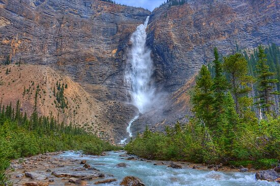Takakkaw Falls - Yoho National Park by JamesA1