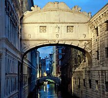 Bridge of Sighs by phil decocco