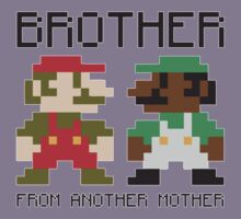 Brother From Another Mother Kids Clothes
