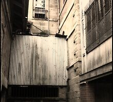 Abandoned by LCR  Photography