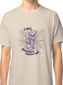 A Wild Missingno Appeared Classic T-Shirt