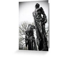 Stratford Statue 01 Greeting Card