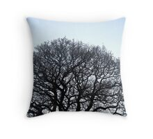 Brains Of Nature Throw Pillow