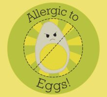 Allergic to Eggs by Malcassairo