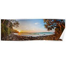 Little Cove Panorama Poster