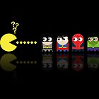 Pacman Superheroes by NicoWriter