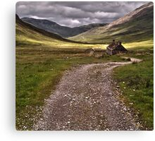 west highland way Canvas Print