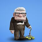 Up Animation Character by gleviosa