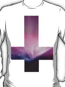 Space Inverted cross T-Shirt