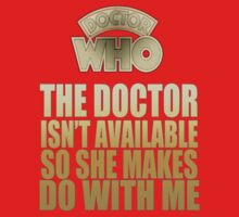 Doctor Who - Make Do by Coemlyn
