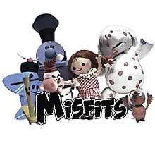 Misfit Toys Photographic Print
