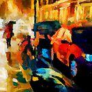 Richmond Street by DiNovici