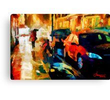 Richmond Street Canvas Print
