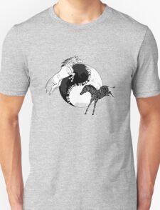 Yin Yan Horses T-Shirt