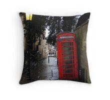 Bath, England Throw Pillow
