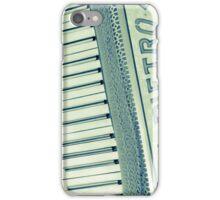 Retro iphone Piano Accordian iPhone Case/Skin