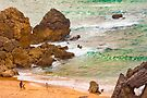 abano beach rocks by terezadelpilar~ art & architecture