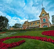 Disneyland by Brett Kiger