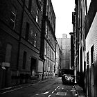 City Lane Way. by Nick Egglington
