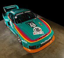 Porsche 935 K2 by Kremer by Stefan Bau