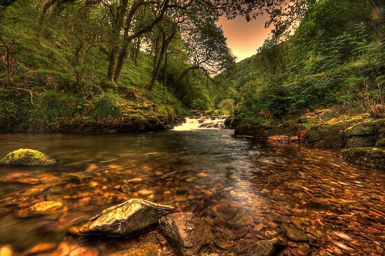 Watersmeet by Dean Messenger