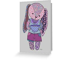Have a cup of tea with me? Greeting Card