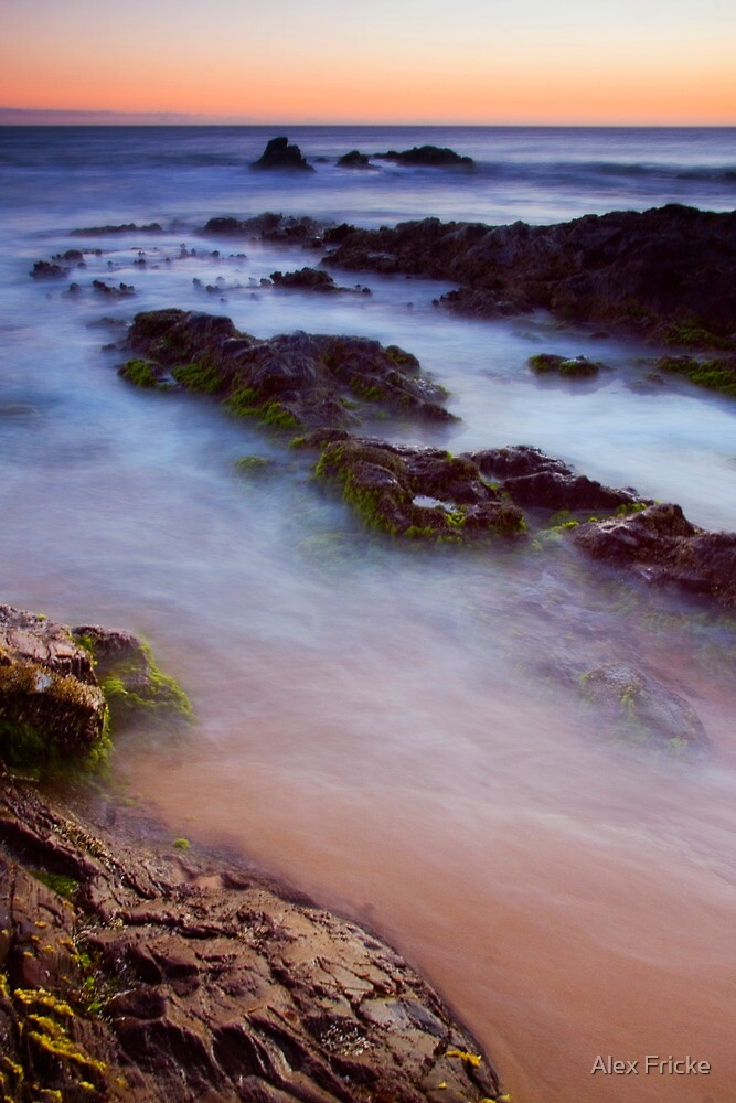 Rock, Ocean and Time by Alex Fricke