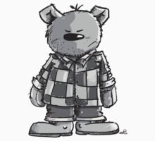 The Bear has the Grunge Kids Clothes