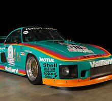 Porsche 935 K2 by Kremer Racing by Stefan Bau